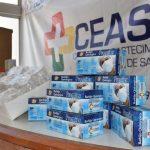 CEASS Entrega Equipos de Protección Personal al Ministerio de Defensa